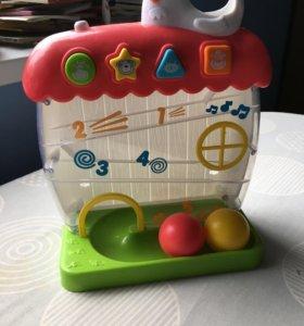 Развивающая игрушка музыкальная