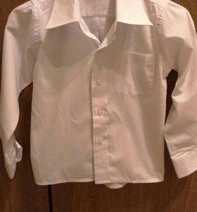 Рубашка рост 104
