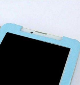 Чехол на планшет DEXP Ursus и пленка на экран