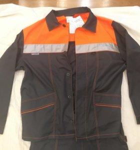 Новый костюм (куртка+п/комбинезон)