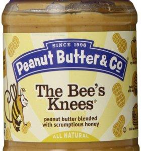 Всеми любимая арахисовое масло ( паста ) из США
