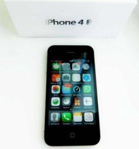 """iPhone ""-4S, 32Гб, ПОЧТИ НОВЫЙ !!!"
