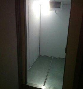 Камера холодильная 4,4 кубов
