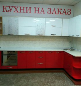 Кухня глянец 3200*1600
