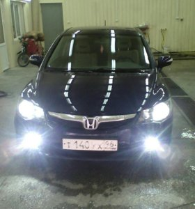HONDA CIVIC 2008 г.в. АКПП