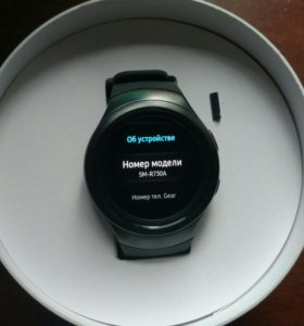 Samsung Gear S2 R730A новые