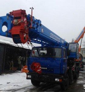 Автокран Галичанин, Клинцы (25-50 тонн)