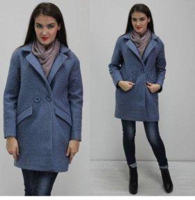 Пальто стиль английского пиджака