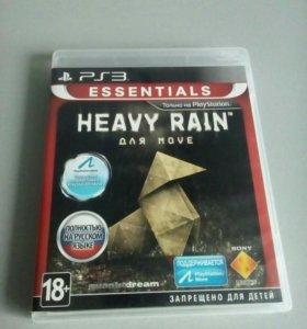 Heavy Rain для Move (essentials )