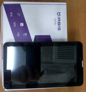 Продам планшет Irbis TZ701 с 3G