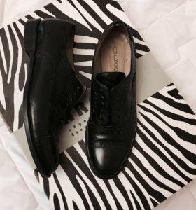 Туфли/ботинки натуральная кожа