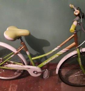 Велосипед для подростка или не полной женщины