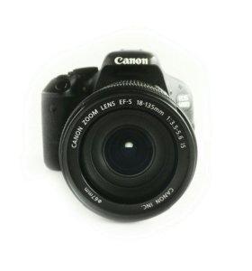 Canon 600D 18-135mm