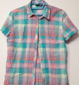 Клечатая рубашка