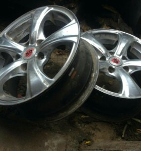 Диски Audi, VW
