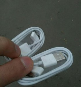 Зарядка айфон 4