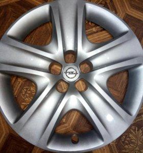 Оригинальный колпак колеса opel r17.