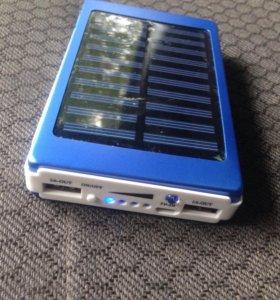 Аккумулятор для телефонов на солнечной батарее