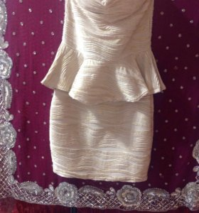 Новое модное платье Англия