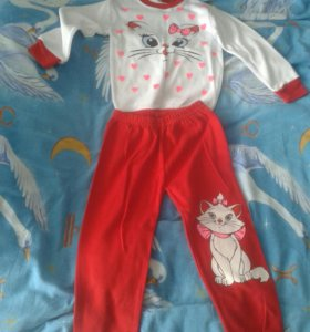 Пижама,детский костюм. Тёплый