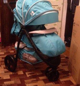 Прогулочная коляска cool baby KDD-6799Z