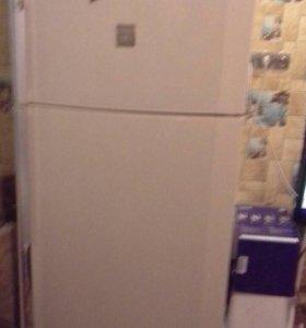Холодильник Sharp (Шарп) SJ D59M