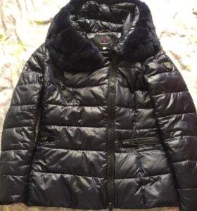 Куртка осенняя,46 р-р М,