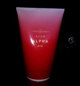 Ароматизированный крем для тела ALPHA
