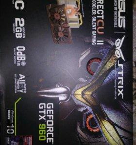Nvidia gtx 960 2gb Strix