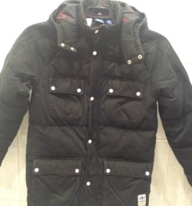 Куртка-пуховик Адидас