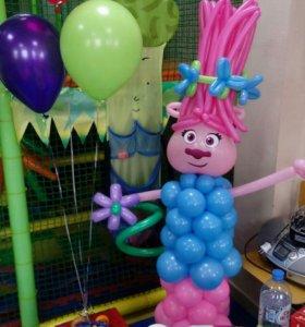Воздушные гелиевые шарыДетские фигурки для детей