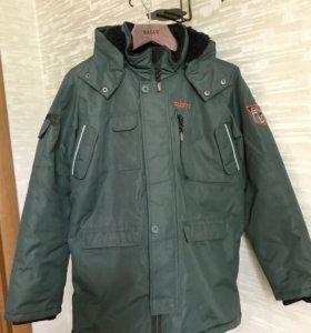 Куртка зимняя для мальчика Gusti