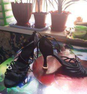 Туфли для танца