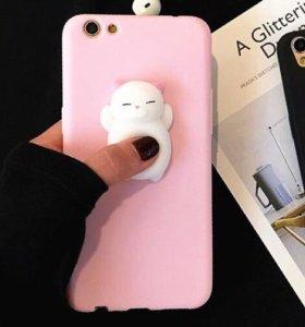 Чехол для iPhone 6/6s. Новый
