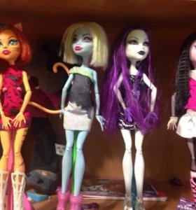Оригинальные куклы Monster High
