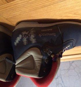 ботинки д/лыж разу.41-42