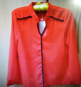 Продам блузку размер 44(новая)