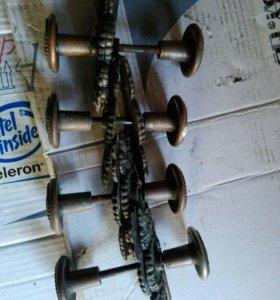 Ручки дверные металл