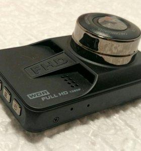 Видео регистратор + камера заднего вида