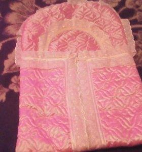 Продам сумку переноску для новорожденного ребенка,