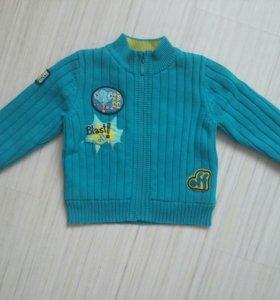 Кофта-куртка Пеликан