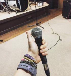 Занятия вокалом. Уроки вокала, пения