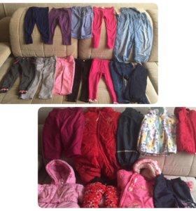 Пакет 80-92, обувь, игрушки