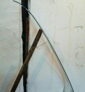 Лобовое стекло на УАЗ452 буханка,фермер,таблетка