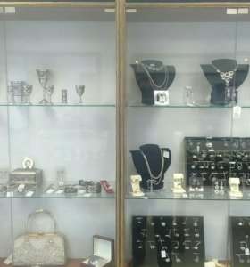 Серебрение изделия и бижутерия