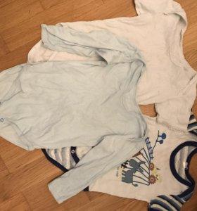 Домашняя одежда для мальчика р80