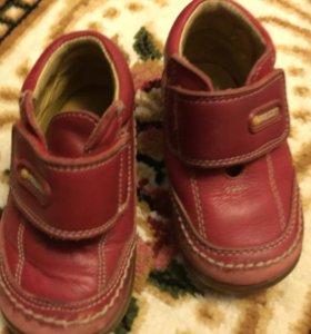 Ботинки 19 размер pablosky