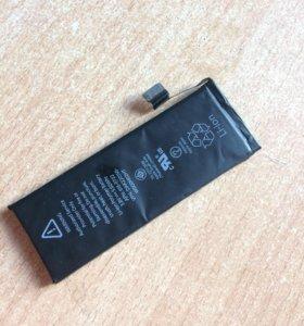 Аккумулятор iphone. 5S