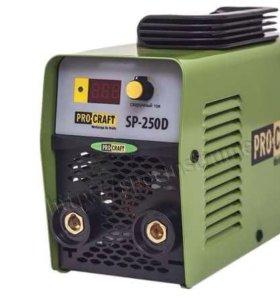 Сварочный аппарат PROCRAFT SP-250 D