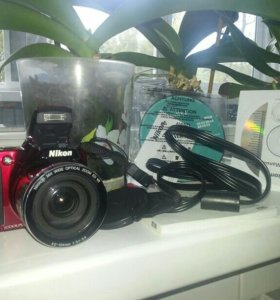 Фотоопарат Nikon coolpix l810